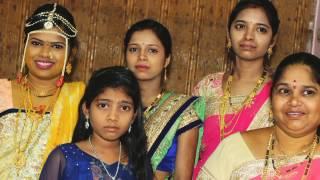 Chandani patavari bayasali go swati navari aj bay jhali
