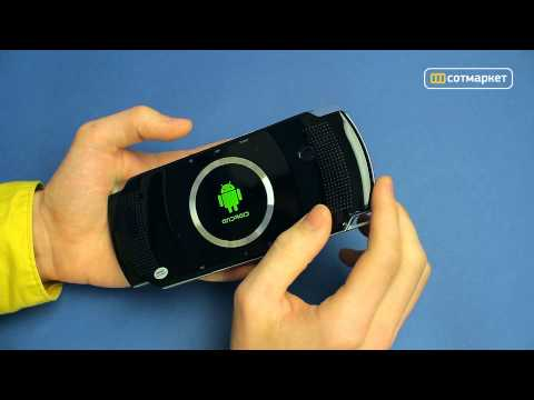 Видео обзор игровой приставки Smaggi AIO Smarti ANDROID от Сотмаркета