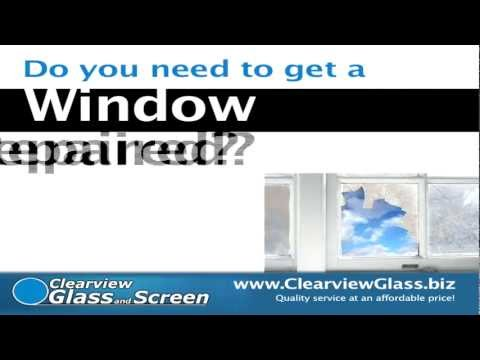Glass Contractor's Fort Worth - Clearview Glass and Screen