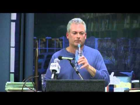 Gregory Bastianelli at Water Street Bookstore