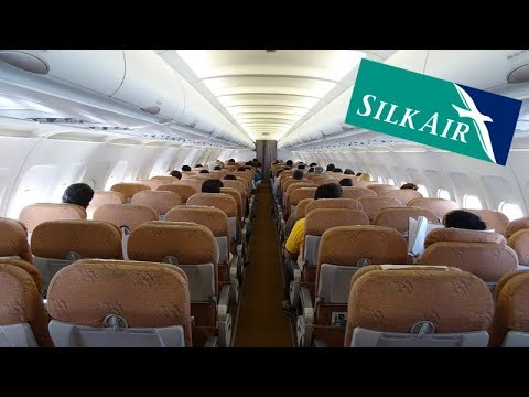 Silk Air MI788|Economy Class|Singapore ✈︎ Luang Prabang (via Vientiane)