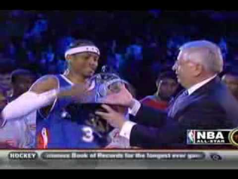 Allen Iverson 2005 NBA All-Star Game Highlight *2nd All-Star MVP