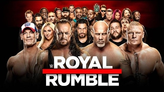 SON 5 YILIN ROYAL RUMBLE KAZANANLARI