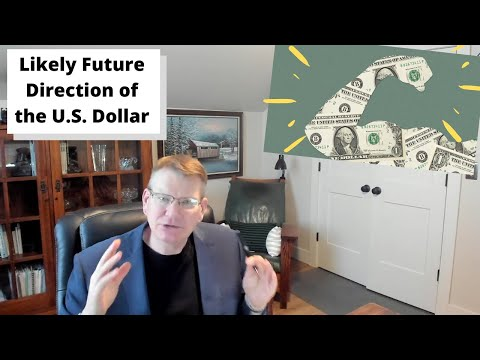 Likely Future Direction of the U.S. #Dollar