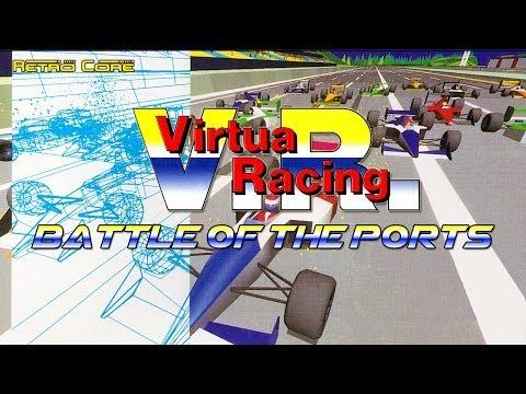 Battle of the Ports - Virtua Racing バーチャ レーシング (Show #17)