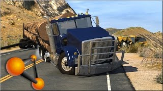 BeamNG Drive Random Vehicle #39 Crash Testing #152