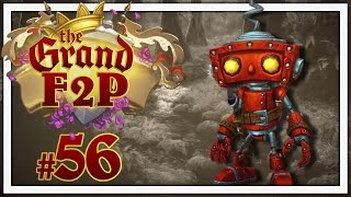 Hearthstone: The Grand F2P #56 - Bots Don