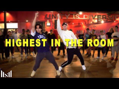 Travis Scott - HIGHEST IN THE ROOM  Matt Steffanina & Kenneth San Jose Choreography