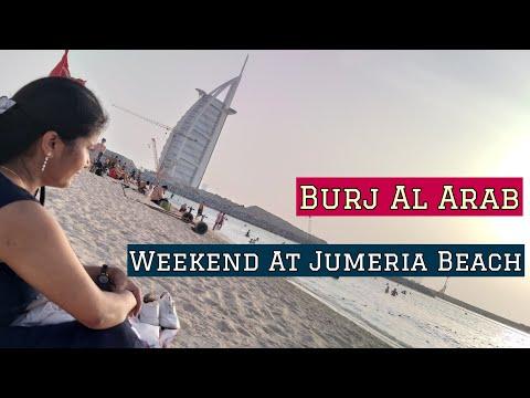 Burj Al Arab Dubai Explained| Weekend At Jumeria Beach Dubai|