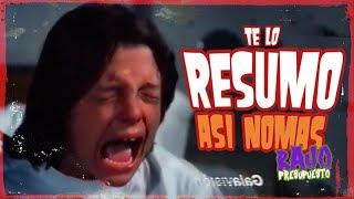 Ya Nunca Mas (Pelicula con Luis Miguel) | Te Lo Resumo Así Nomás de Bajo Presupuesto