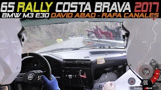 Insane onboard rally car - always driving sideways!! - fia historic rally 2017