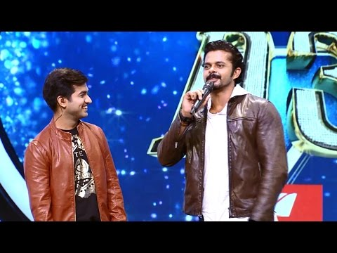 D3 D 4 Dance | Ep 98 – Sreesanth on the floor | Mazhavil Manorama.