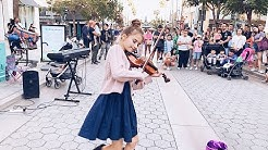 Dance Monkey - Tones and I - Karolina Protsenko - Violin Cover