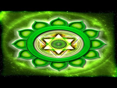 Opening your Heart Chakra - The Center of Unconditional Love | Subliminal Alpha Binaural Beats