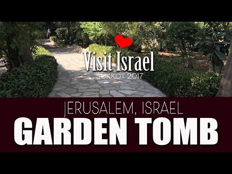 The Garden Tomb & Zedekiah's Caves, Israel