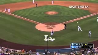 Dodgers Padres Yakety Sax