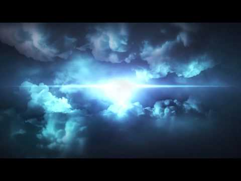4K Optical Flare In Clouds  2160p Motion Background // VFX  From Sudhakar TechNews