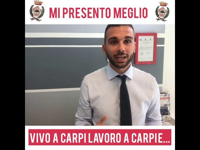 Andrea Ballato dal 1990 a Carpi