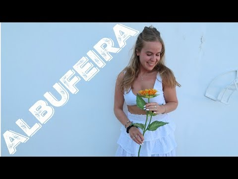 ALBUFEIRA IS ZO MOOI ❥ ALBU VLOG | Janette