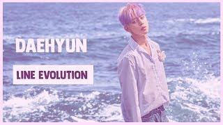 B.A.P - Daehyun Line Evolution (2012-2018)