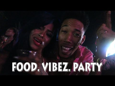 FOOD. VIBEZ. PARTY | Dream Weekend 2017 | Vlog #199