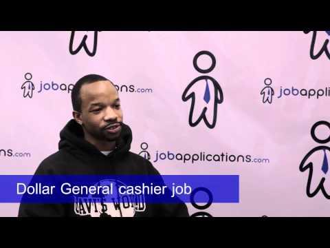 Dollar General Interview - Cashier 2