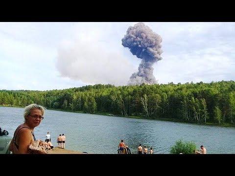 Эвакуация Ачинска - повторение Чернобыля? Уголовное дело в отношении ФБК