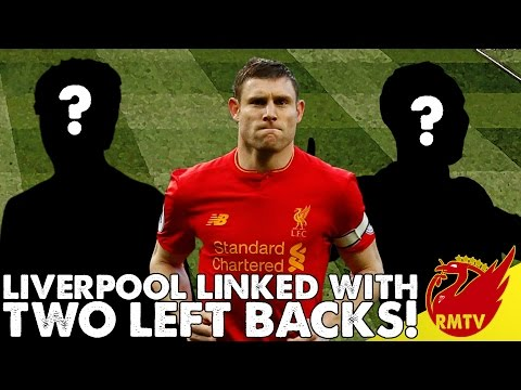 Liverpool Linked With Two Left Backs | #LFC Daily News