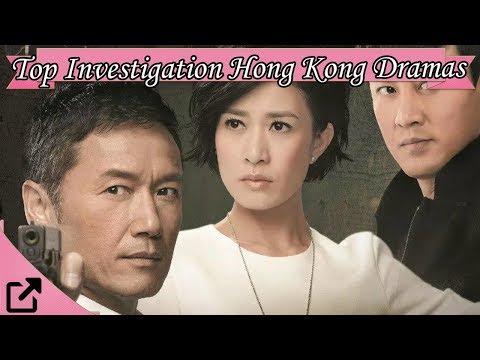 Top 10 Investigation Hong Kong Dramas (All The Time)