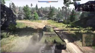 War Thunder - TANKS!