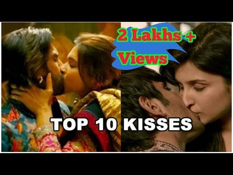 Top 10  kiss collection: Bollywood best kisses