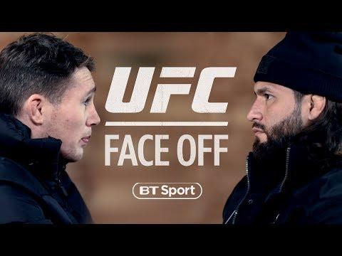 UFC Face Off: Darren Till vs Jorge Masvidal - Full episode