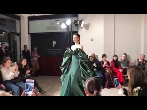 Alexis Mabille Haute Couture - Live - Paris Fashion Show Spring / Summer 2018