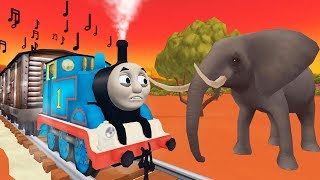 Thomas & Friends: Adventures! - Learn, Build, Play & Discover - New Maps TANZANIA Meet Wild Animals