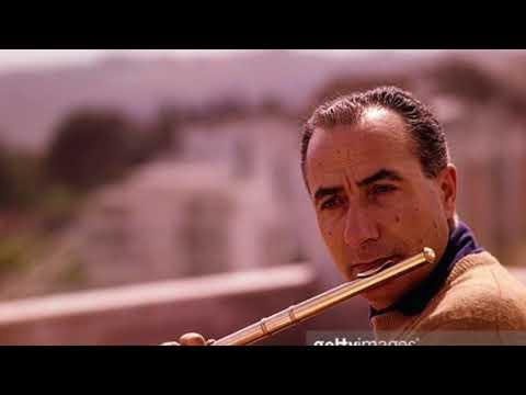 M Ravel: Piece en forme d'Habanera Severino Gazzelloni flute