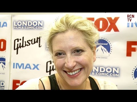 Susannah Harker Interview - London Film & Comic Con 2014