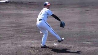 2016/03/25 三菱重工名古屋・吉田慶太郎投手