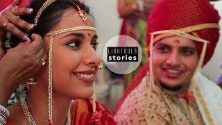 Shalaka weds Arghya (Bengali-Marathi Wedding)