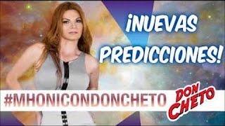 mhonividente en el show de don cheto 4 26 2017 predicciones