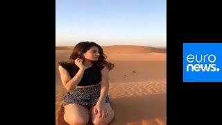 Une vidéo choque l'Arabie Saoudite