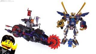 LEGO Ninjago Killow vs. Samurai X review! 70642