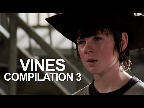 Vines Compilation 3 || Chandler Riggs