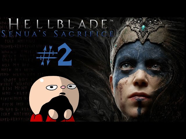 Hellblade: Senua's Sacrifice | Part 2 | God of Illusions | Two Crazy Gamers