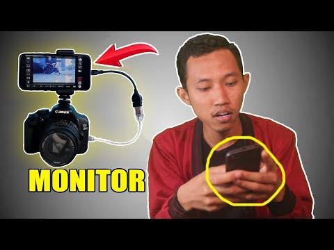Yg saya pake ini kamera canon eos 1200D mari kita belajar cara seting kamera DSLR, ada banyak mode k.