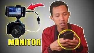 (0.08 MB) Cara Pake HP Android sebagai Monitor External DSLR Camera Canon Nikon Paling Murah BEST DIY Project Mp3