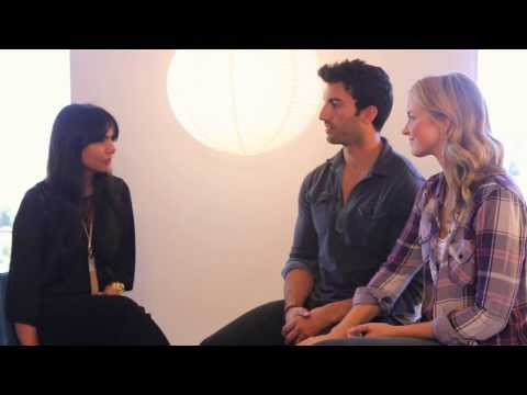 Mitra's All Access  With Justin and Emily Baldoni From