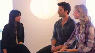 """Mitra's All Access Interview With Justin and Emily Baldoni From """"The Proposal"""""""