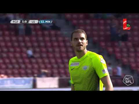 Zürich 1 - 1 Lausanne Sport (06.05.2018 // by LTV)
