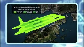 Aircraft noise mitigation