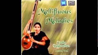 06   Sudha Ragunathan   Mellifluous Melodies   Marivere Sudha Ragunathan Raga Lathangi; Tala Khanda Ch